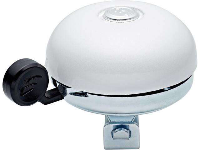 Electra Domed Ringer Ringeklokke, pearl white